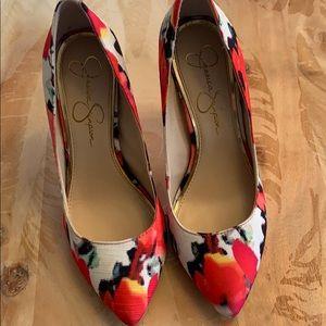 Jessica Simpson Heels Size 6